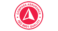 ISO Certification stamp
