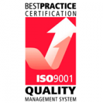 ISO9001 QMS Certification logo