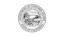 California Board of Professional Engineers, Land Surveyors and Geologists logo