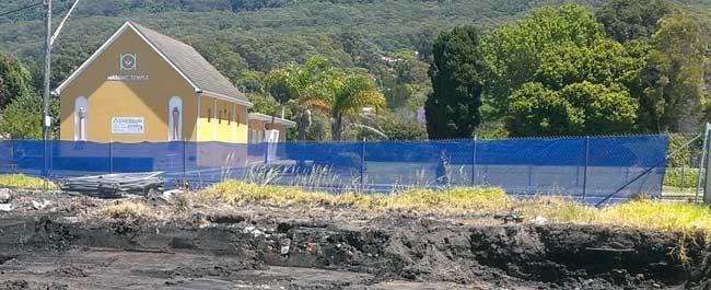 contaminated land queensland