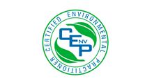 CEP Certified Environmental Practitioner logo